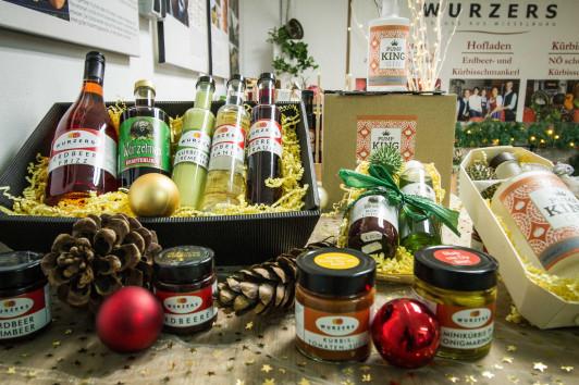 Wurzers Weihnachts-Hofladen - ideale Einkaufsgeleg...
