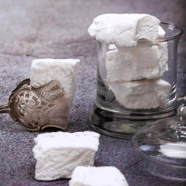 Marshmallow in unserer Naschbox erhältlich