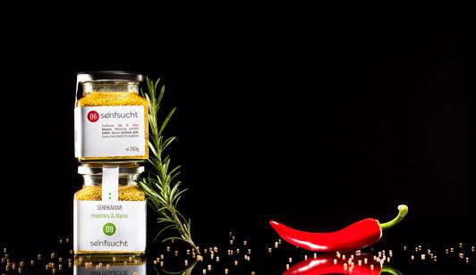 Lieber hot&spicy oder rosemary&thyme?  Auf alle Fä...