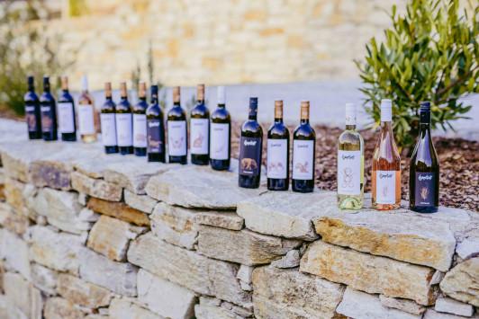 Das Weinsortiment
