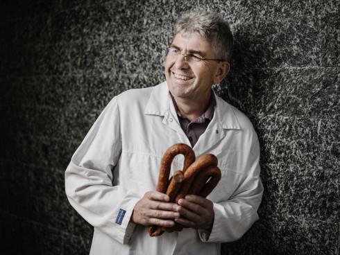 Geschäftsführer, Bio Landwirt & Bio-Pionier Manfre...