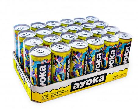 Tray ayoka - Good Mood Drink á 24 Dosen