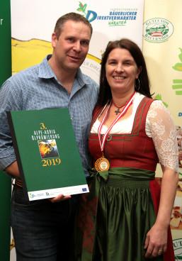 Goldmedaille und Kategoriesieg für unser Bio-Hanfs...