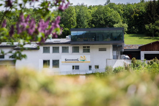 Haupthaus in Unterweißenbach: Schlacht- und Zerleg...