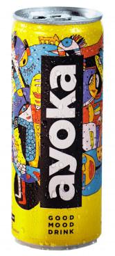 ayoka Good Mood Drink - Gute Laune wenn man sie br...