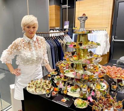 """fancy"" Miniaturen Catering von Petra Mira Kargl  ..."