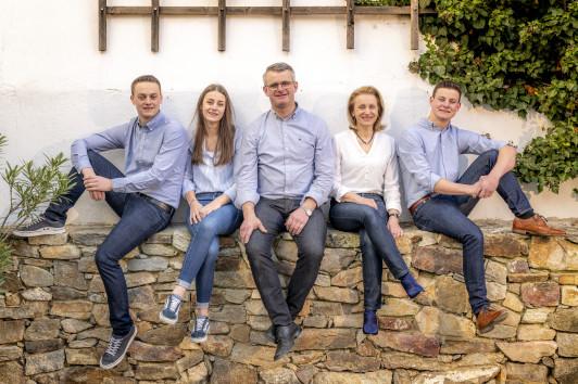 Michael, Christina, Hannes, Margit, Johannes