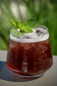 Posca funktioniert natürlich auch mit Rum ;-)  Zut...