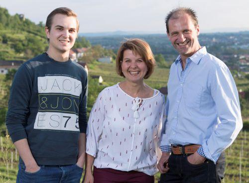 Stefan, Petra & Günther Brandl
