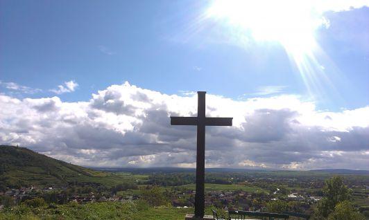 Friedenskreuz am Zöbinger Kogelberg