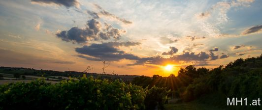 Ein perfekter Sonnenuntergang. Vielen Dank an mh1....