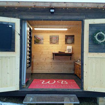 unsere 24h Hütte
