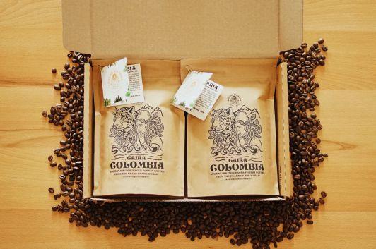 Gaira - Kaffee 500g
