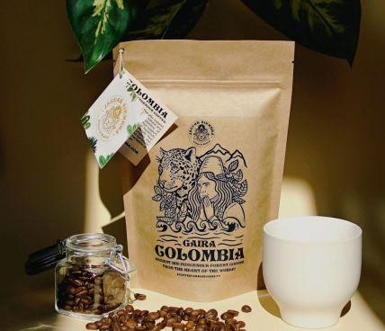 Gaira - Kaffee 250g