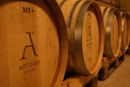 Artisan Wines Keller
