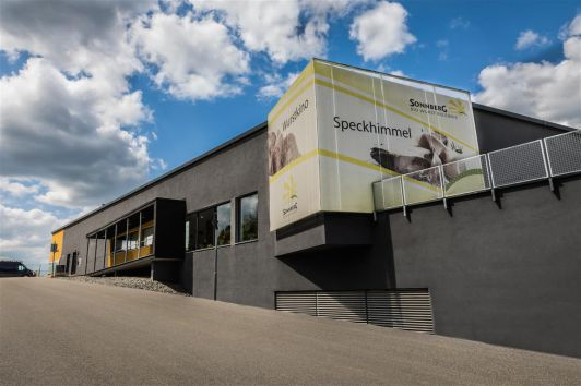 Unser zweiter Standort in Unterweißenbach: Schaube...