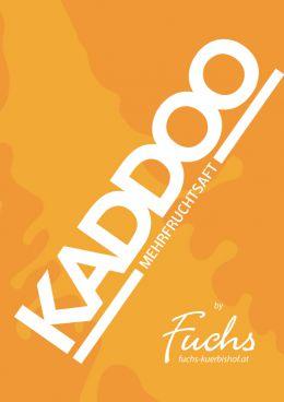 "KADDOO ""Mehrfuchtsaft"" Vitaminkick für den Sommer ..."