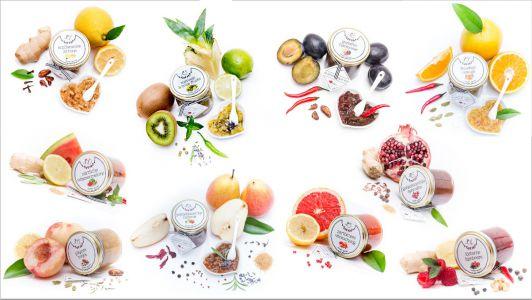 """sweet spices"" fruchtig*würzig*delikat Fruchtige S..."