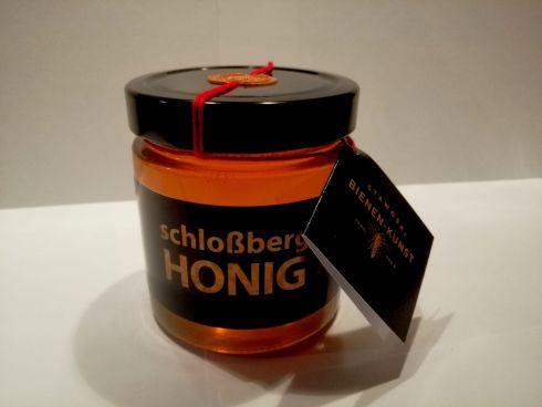 User Schloßberg Blütenhonig Honig,  Volumen- 500da...