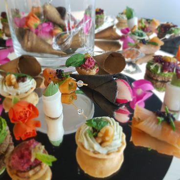 """""""fancy"""" Miniaturen Catering"""