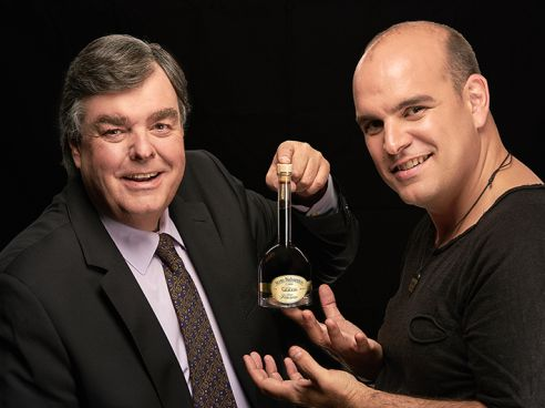 Herwig und Mario Pecoraro