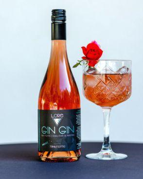 GinGin - trinkfertig - Gin-Tonic