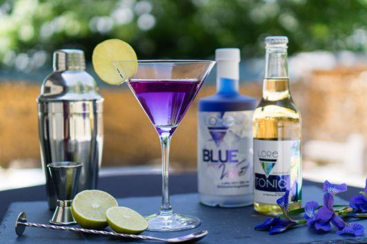 BlueVelvet Gin (BlueGin)