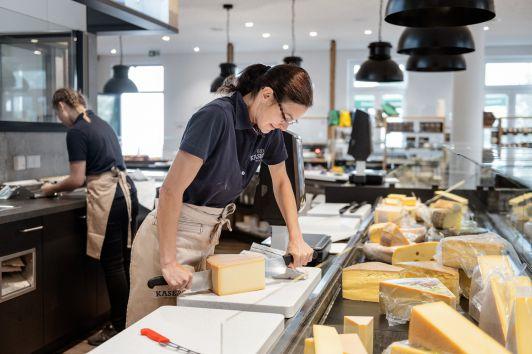Der BIO-Käseladen