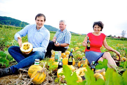 Philipp , Josef & Anita Reiter-Haas