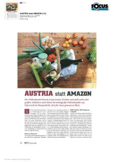 AUSTRIA statt AMAZON