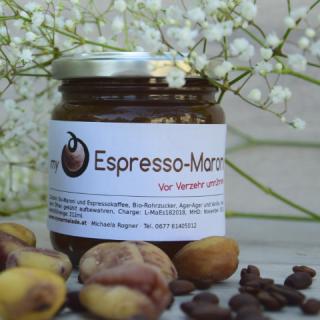 Espresso-Maroni