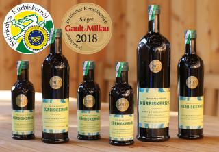 Gault & Millau Siegeröl