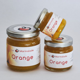 myMarmalade Orange 3er