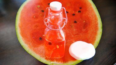 Wassermelone für die Haut