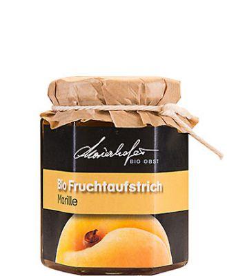 Zutaten: Bio-Marillen, Bio-Zucker, Geliermittel Apfel-Pektin, Zitronensäure