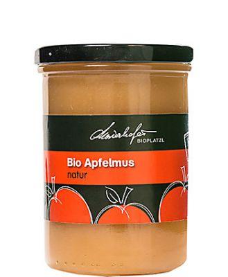 Zutaten: Bio-Äpfel, Bio-Apfelsaft, Wasser