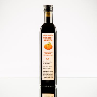 Kürbiskernöl 500 ml