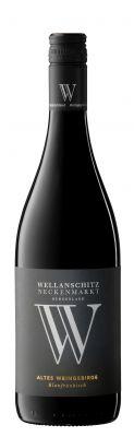 Altes Weingebirge Blaufränkisch
