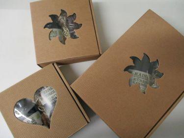 Kainz Geschenkkartons mit Motiv