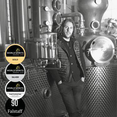 Master Destiller Patrick Marchl MBA