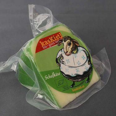 Gouda aus 100% Bio-Schafmilch