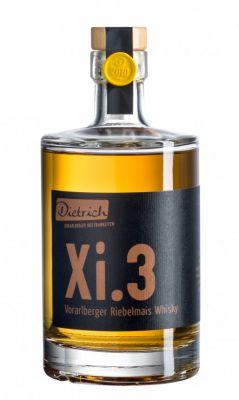 0,5 L Xi.3 Riebelmais Whisky