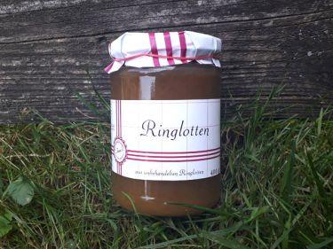 Ringlotte 400 g Glas