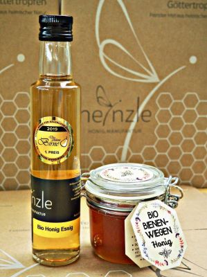 Heinzle Bio Honig – Kennenlernpaket
