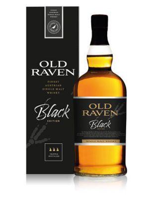 Whisky Old Raven Black Edition