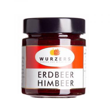 Wurzers Erdbeer-Himbeer-Marmelade