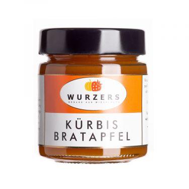Wurzers Kürbis-Bratapfel-Marmelade