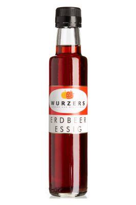 Wurzers Erdbeer-Apfel-Balsamessig