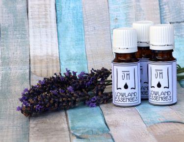 Lavendelöl lavandula intermedium ätherisch