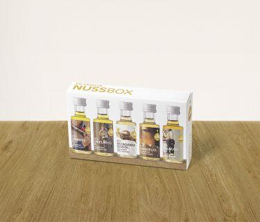 Nussbox mit 5 Fandler Minis